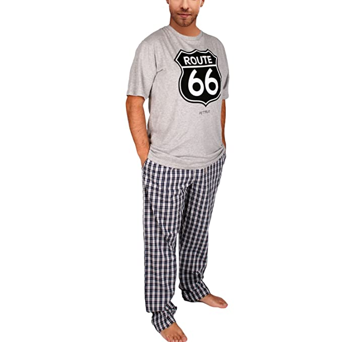 PETTRUS Pijama Route 66