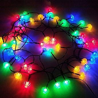 ledmomo luces Solar Externa impermeable Esferas Hada con LED luces ...
