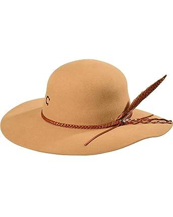 c9bb477eec7 Charlie 1 Horse Women s Wanderlust Springtime Floppy Hat Sand Medium ...