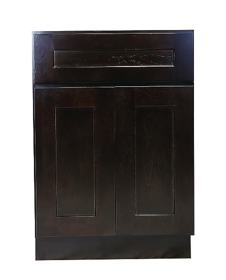 amazon com design house 561944 brookings 21 inch base cabinet rh amazon com 21 inch base cabinet 21 inch base cabinet unfinished