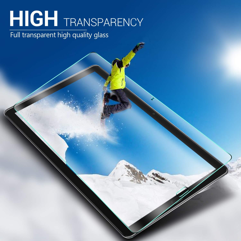 9H,2.5D ELTD Protector de Pantalla para Huawei MediaPad M6 10.8 2 Pack Vidrio Templado Glass Film Protector de Pantalla para Huawei MediaPad M6 10.8 Tableta
