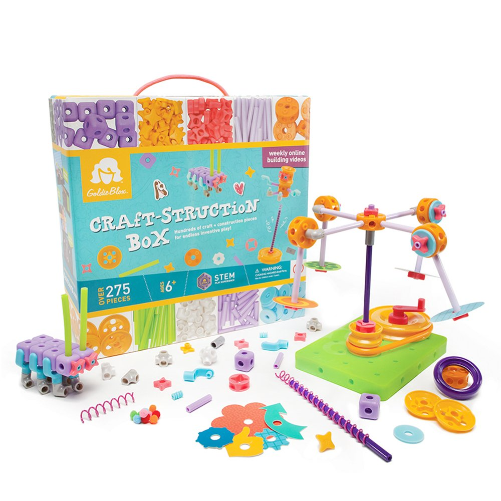 8e1f4343f15e6 The Craft-Struction Box combines the best of crafting and construction for  the ultimate open-ended play experience! Kids will think like Goldie to  prototype ...