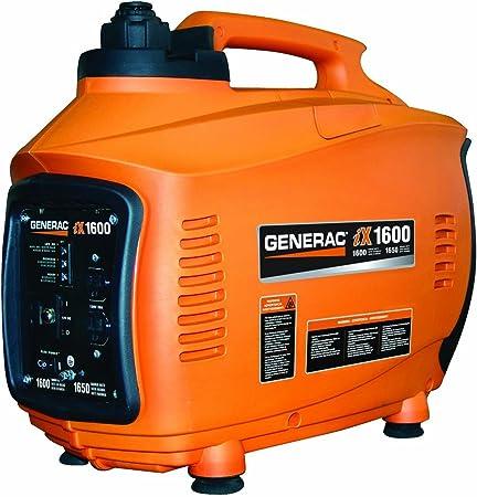 Amazon.com: Generac 5792, 1600 Running vatios/1650 vatios de ...