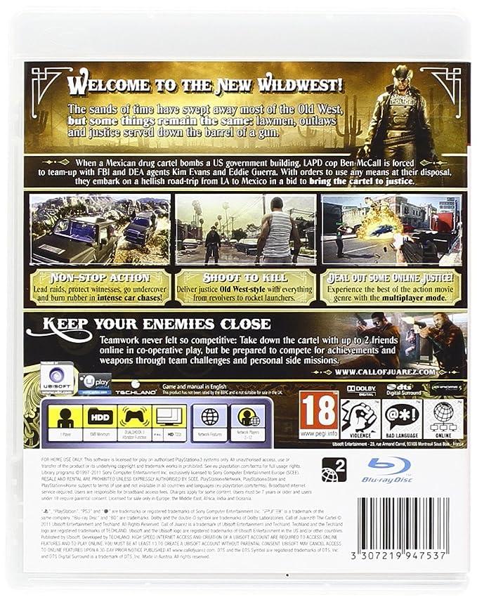 Ubisoft Call of Juarez: The Cartel vídeo - Juego ...