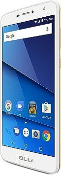 BLU Studio Mega -Smartphone Libre Doble SIM de 6.0
