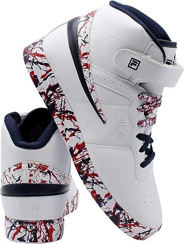 Fila Kids F 13 Mp Marble Sneaker (Big