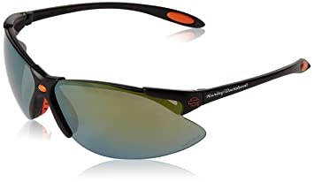 fe2fb023111 Image Unavailable. Image not available for. Colour  Harley-Davidson HD1202 Safety  Glasses ...