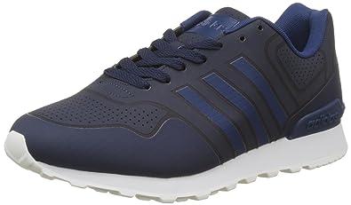 3301ab3f719f59 ... reduced adidas herren 10k casual sneaker blau collegiate navy rose crystal  white mystery blue 0e048 41aba