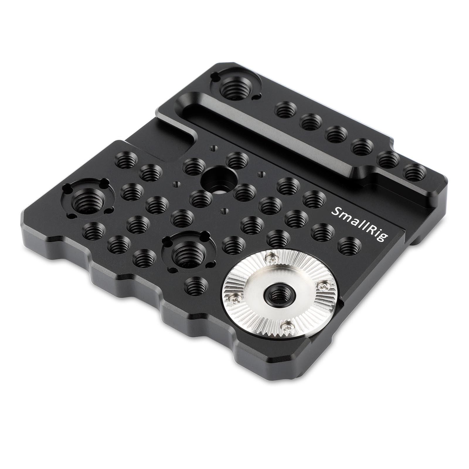 SMALLRIG Rosette Side Plate for BlackMagic URSA Mini, URSA Mini Pro Camera- 1854 by SmallRig (Image #2)