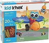K'nex Kid Wings & Wheels Building Set -  65