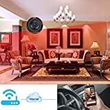 HD Night Vision 1080P Wireless Hidden Mini Camera DIY Module Wireless Network Camera for Android iPhone APP Motion Detection Built-in Battery