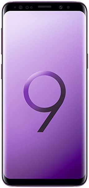 "Samsung Galaxy S9 - Smartphone de 5.8"" (4G LTE, Wi-Fi,"