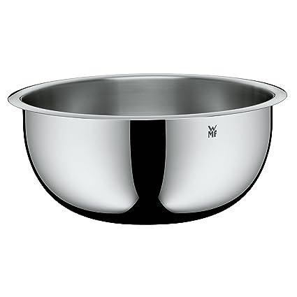 WMF Function Bowls Fuente de Cocina, Acero Inoxidable Mate, 28 cm