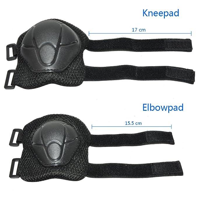 Amazon.com: Lucky-M - Juego de 7 almohadillas de seguridad ...