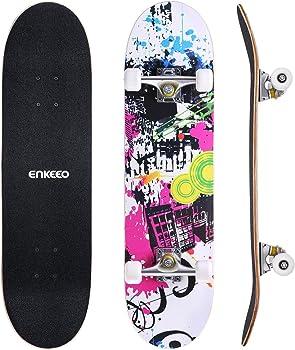 ENKEEO Skateboard