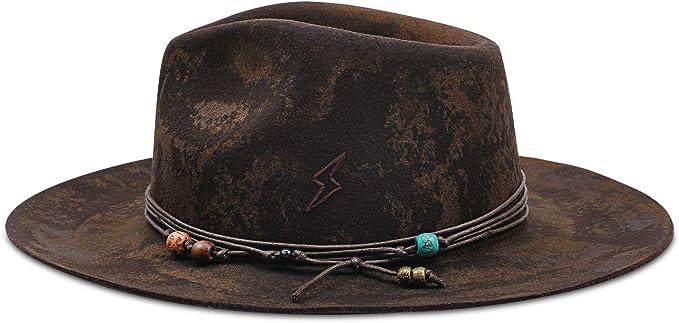 How to choose hats for balding men - Vintage Fedora