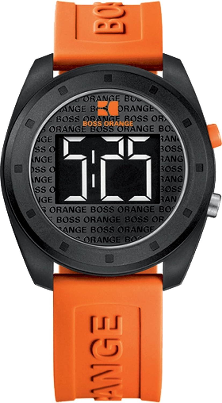 b5c52f1d277d Hugo Boss Orange 1512558 Men s Digital Watch  Amazon.com.mx  Relojes