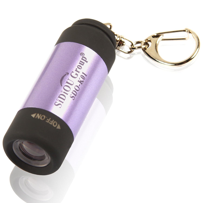 Sidiou Group Mini LED linterna eléctrica USB linterna eléctrica recargable linterna eléctrica impermeable al aire libre luz de la luna linterna ...