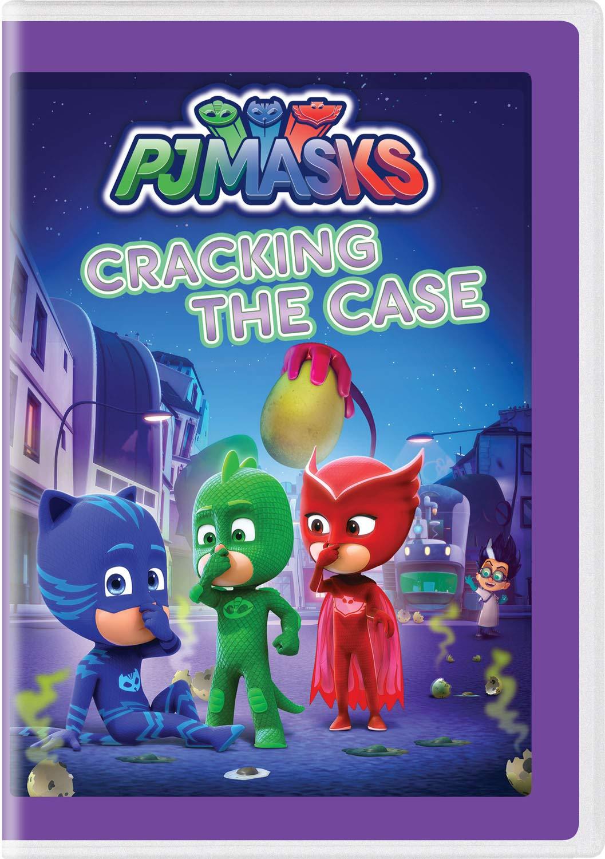 Pj Masks: Cracking The Case [Edizione: Stati Uniti] [Italia ...