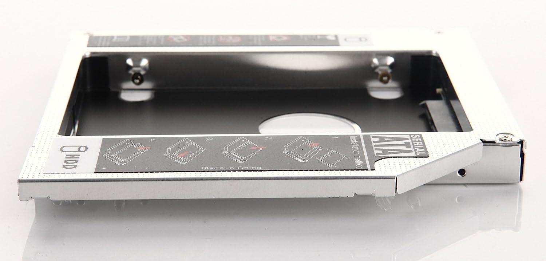 SATA Hard Drive HDD SSD Caddy For Acer Aspire 7741 7741G 7741Z 7741ZG DY-tech 2nd SATA