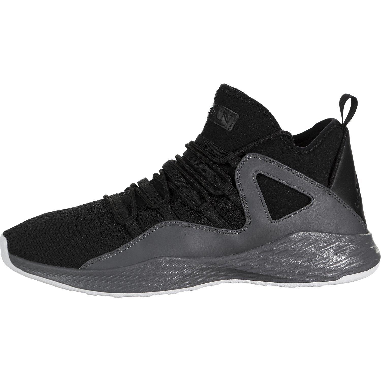 Men's Jordan Formula 23 Basketball Shoe Black/Black-Dark Grey-White 9.5