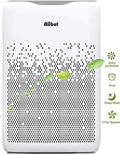 Aiibot Purificador de Aire para Hogar con 4en1 Filtro HEPA Carbón ...