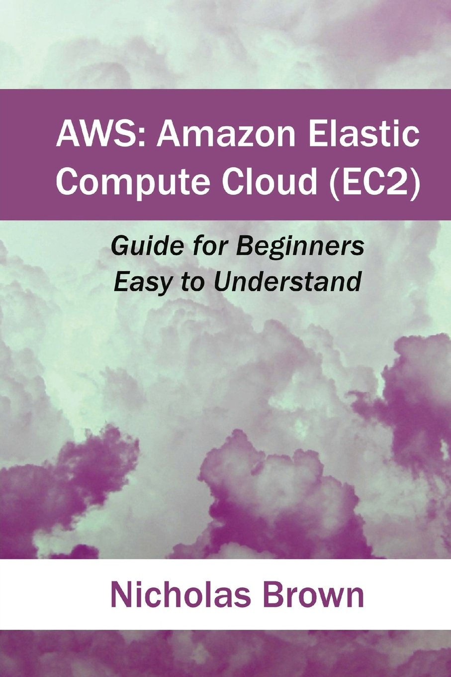 AWS: Amazon Elastic Compute Cloud (EC2): Guide for Beginners. Easy to Understand PDF