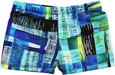 Kehen Kids Toddler Baby Boys Swim Trunks Tropical Beach Print Swim Shorts Swimsuit Swimwear