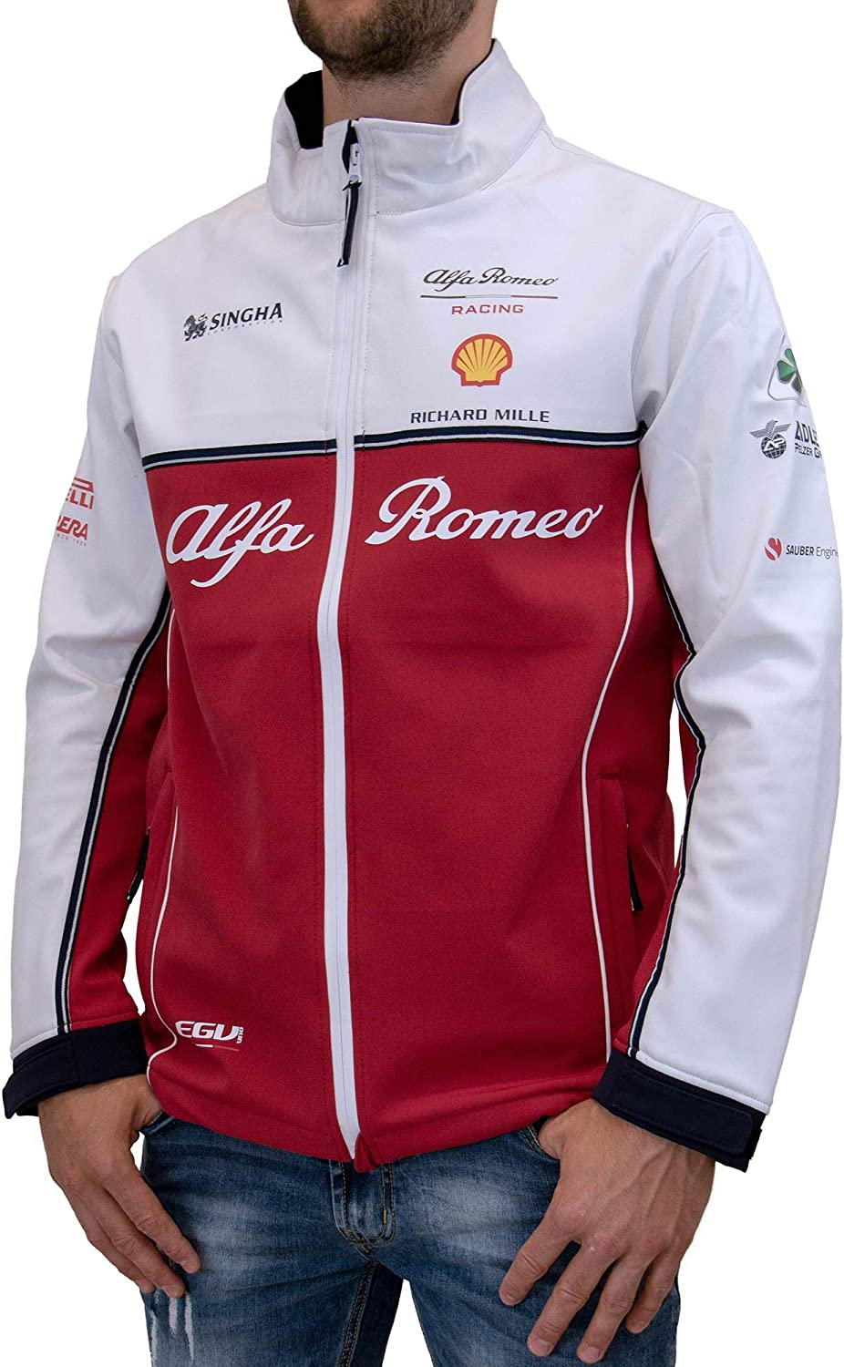 Alfa Romeo Racing Team Sauber Motorsport Herren Sweatshirt