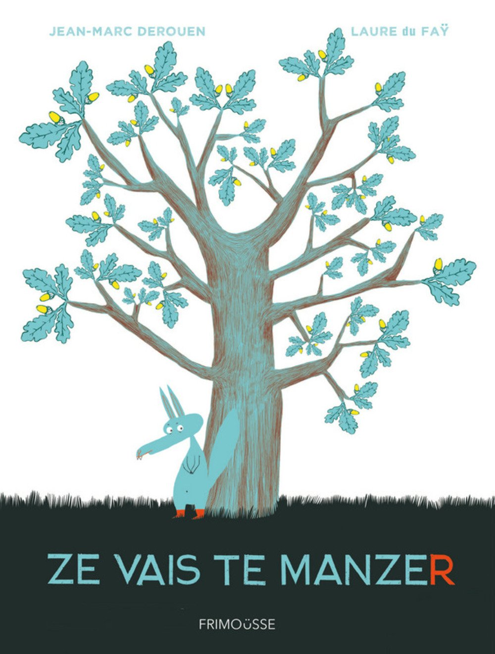 Read Online Ze Vais Te Manzer (French Edition) PDF