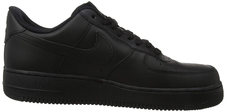 Nike Damen Damen Damen WMNS Air Force 1 '07 Fitnessschuhe schwarz 65ece0