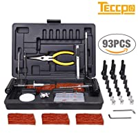 TECCPO 93Pcs Tire Repair Tool Set THTC04H Deals