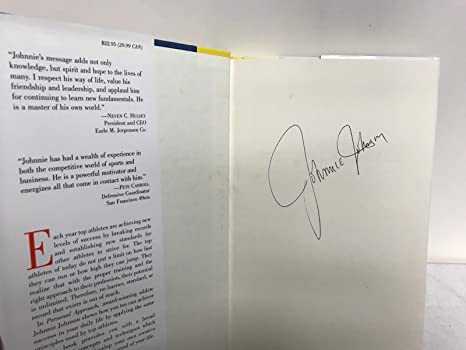 Amazon.com: Johnnie Johnson Personal Approach LOS ANGELES RAMS ...