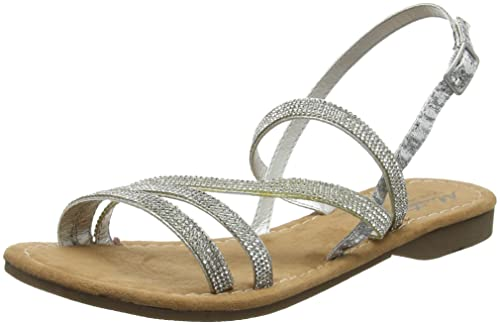 Sale Authentic Best Wholesale Mustang Women's 3126-804-21 Ankle Strap Sandals Get To Buy Clearance With Mastercard sqL6J