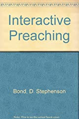 Interactive Preaching Paperback