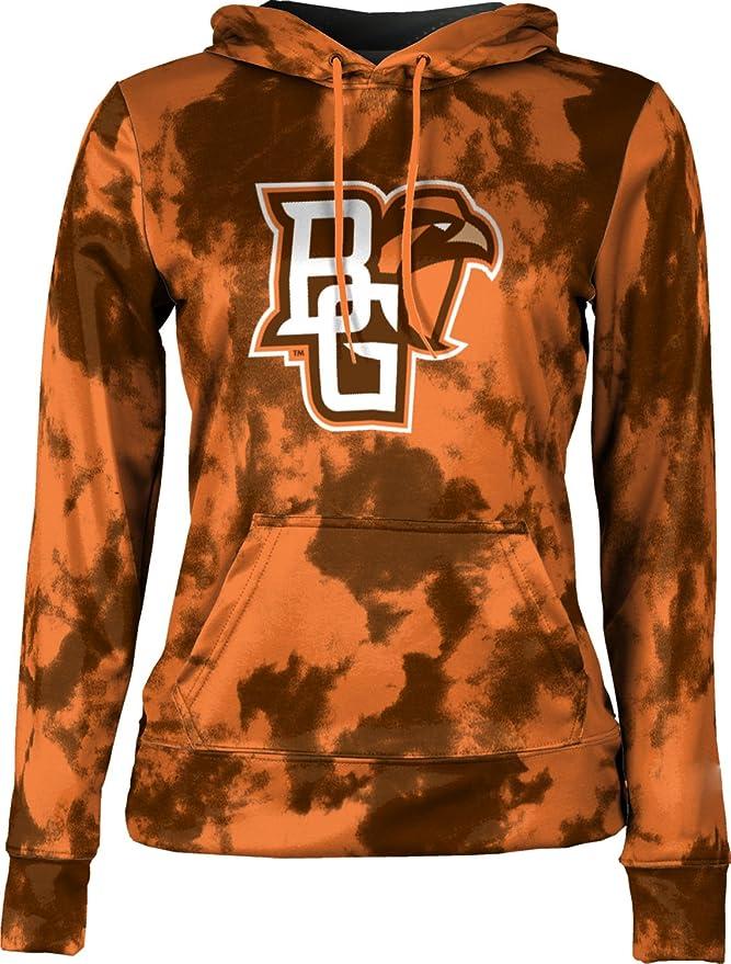 School Spirit Sweatshirt Camo ProSphere Bowling Green State University Girls Zipper Hoodie