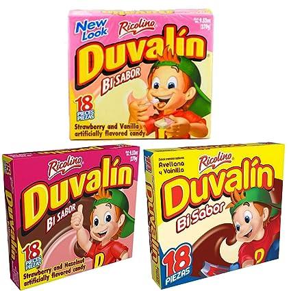 DUVALIN Cañas (18 piezas en las 3 cajas): Amazon.com ...