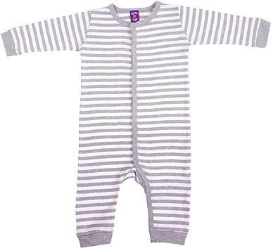 Pijama fino sin pies bebé 100% algodón orgánico (74/80 ...