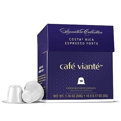 Café Viante Gourmet Cápsulas de café: Amazon.com: Grocery ...