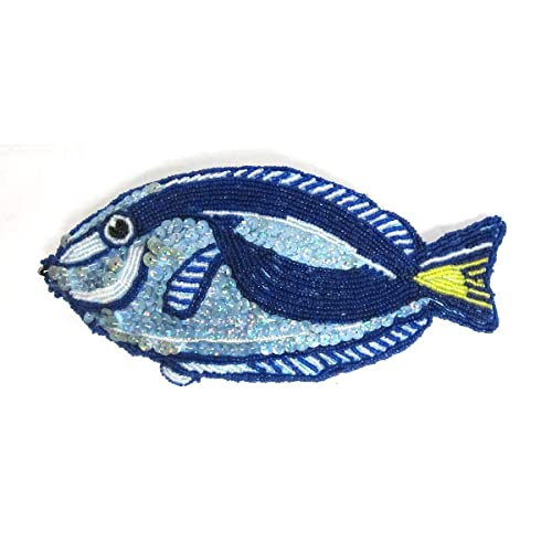 Amazon.com: exquisitely lentejuelas y abalorio Dory pescado ...