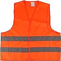 APA 86054 -Chaleco Reflectante EN471, Naranja