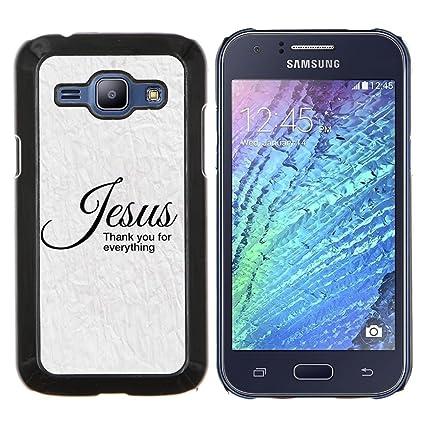 Amazon.com: fjcases Christian citas Biblia dios Jesús Slim ...