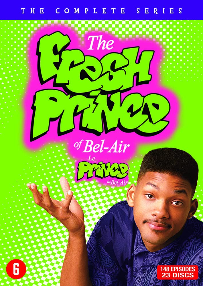 The Fresh Prince Of Bel-Air: The Complete series [Box Set][DVD]