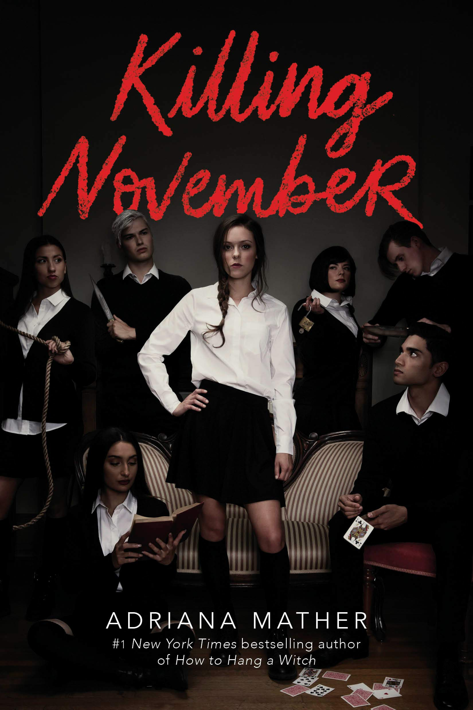 Amazon.com: Killing November (9780525579083): Mather, Adriana: Books