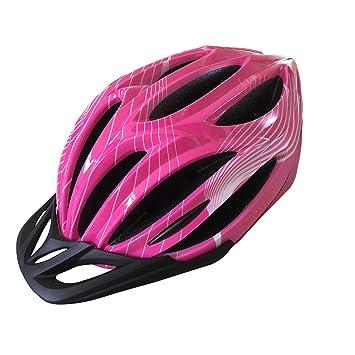 Yiyuan Casco de Ciclo Seguridad de Montar en Bicicleta con Visera ...