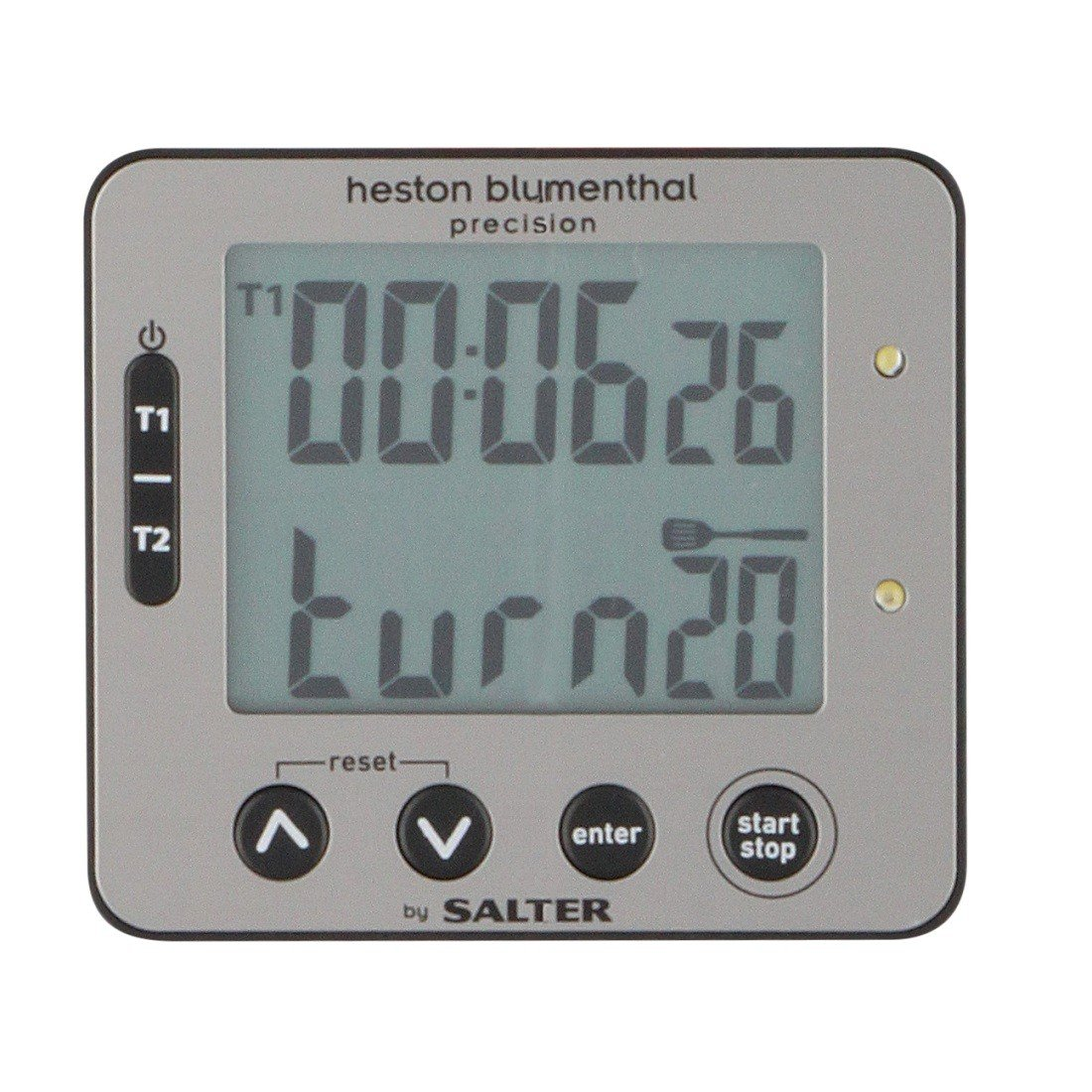 HESTON BLUMENTHAL Precision Electronic Cooking Timer - Dual Time ...
