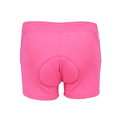 Cycle Zone Women GEL 3D Padded Bicycle Cycling Underwear Shorts (XL)