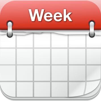 Calendar Week.Amazon Com Week Calendar Easy And Powerful Calendar Management