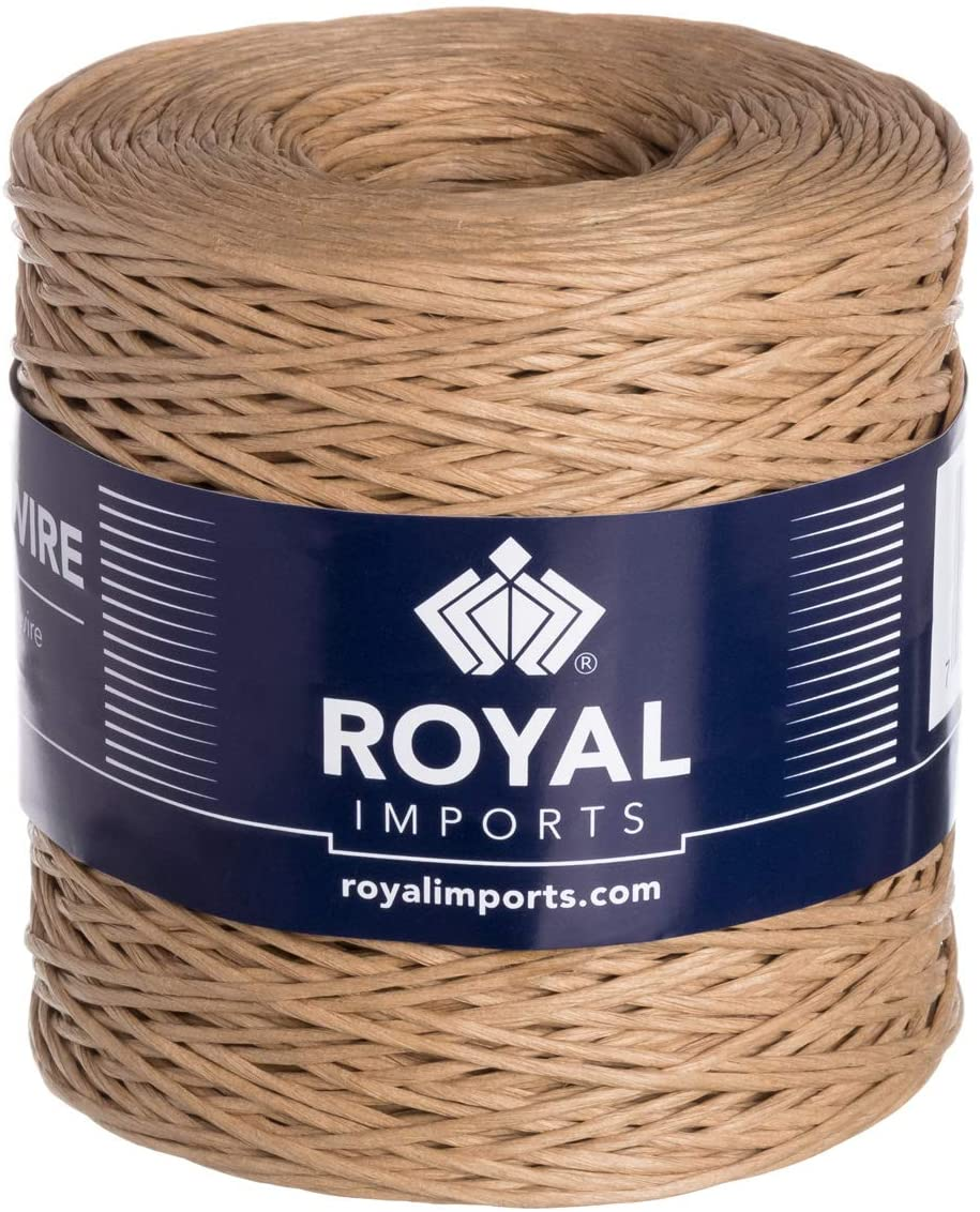 Christmas Floral Arrangement Tool Kit Includes 295 Feet Christmas Floral Bind Wire Vine Wire Paper Covered Wrap Twine 2 Rolls 66 Feet 22 Gauge Green Flexible Paddle Wire for DIY Xmas Floral Stem