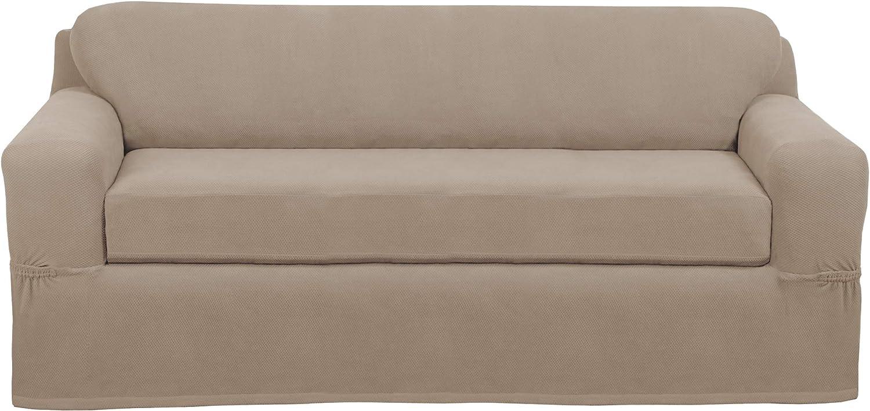 MAYTEX Pixel Ultra Soft Stretch Sofa Slipcover